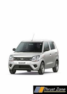 2020 Maruti WagonR CNG BS6 L