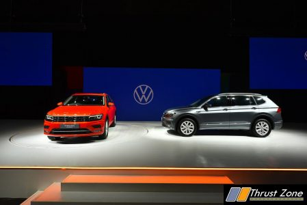 2020 Volkswagen Tiguan All Space India Launch (7)
