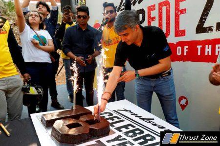 Bajaj Stampede Ride Event Celebrates Pulsar's 18 Years (3)