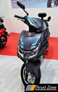 Hero-electric-AE 29 high speed scooter
