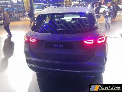 Mercedes-GLa-India (1)