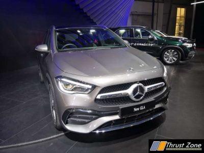 Mercedes-GLa-India (2)