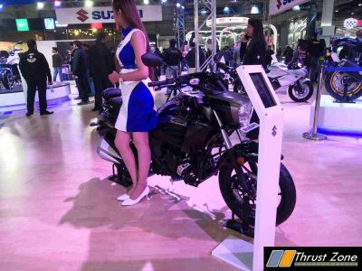 Suzuki Showcases All BS6 Products Along With Katana and Moto GP Bike At Auto Expo 2020 (10)