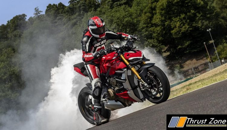 2020 Ducati StreetFighter V4 India launch price specs (1)