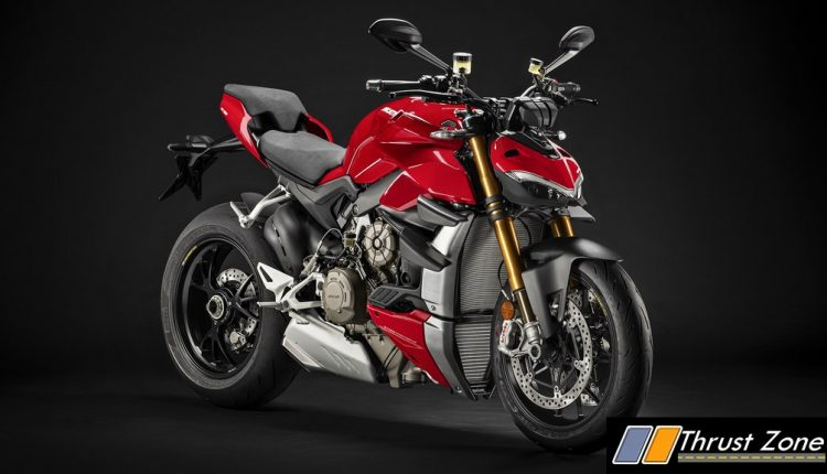 2020 Ducati StreetFighter V4 India launch price specs (2)