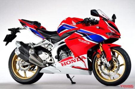 2020 Honda CBR250RR (1)