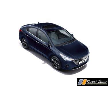 2020 Hyundai Verna Facelift (1)