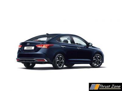 2020 Hyundai Verna Facelift (3)