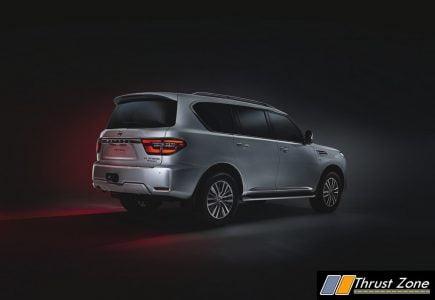 2020 Nissan Patrol India (2)