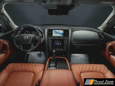 2020 Nissan Patrol India (3)