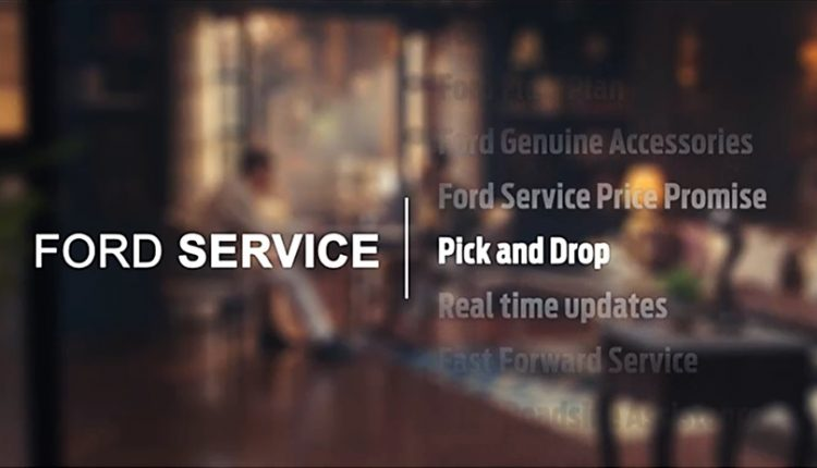 Ford Service – Pick and Drop-ford-endeavour