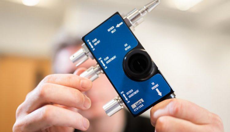 Mercedes-AMG F1 Makes Ventilators (CPAP) for COVID-19 Patients (5)