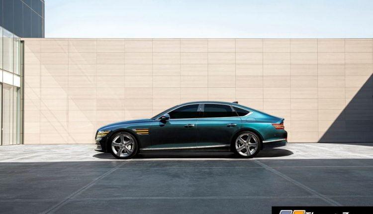 New 2020 Genesis G80 Sedan (2)