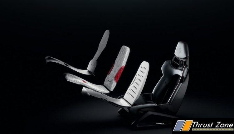 Porsche 3D Printed Bucket Seats (1)