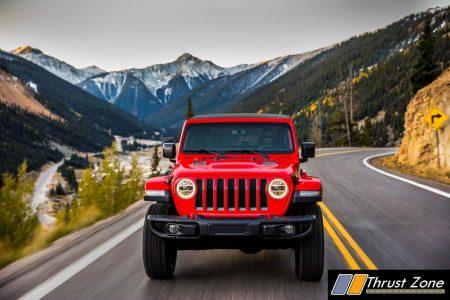 Jeep Wrangler Rubicon India Launch