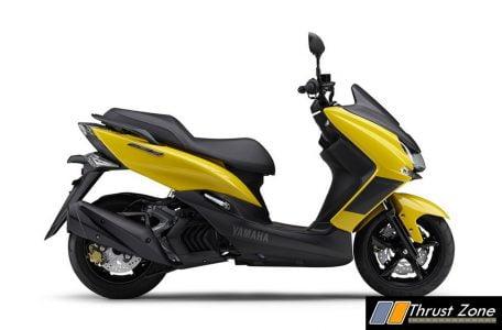 Yamaha Majesty S 155cc (2)