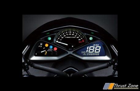 Yamaha Majesty S 155cc (4)