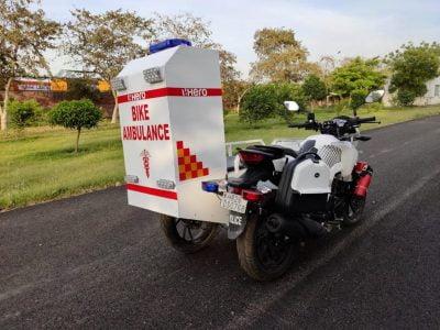 Hero Xtreme Based Ambulance (3)