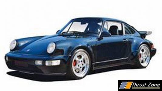 Porsche 911 Turbo 3.3 (965)
