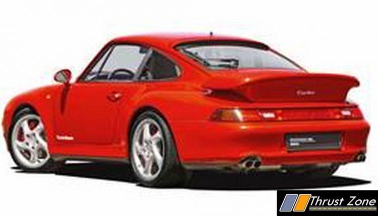 Porsche 911 Turbo (964