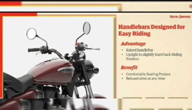 Royal-enfield- Meteor 350 launch (1)