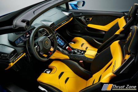 2020 Lamborghini Huracán EVO Rear-Wheel Drive Spyder India (4)