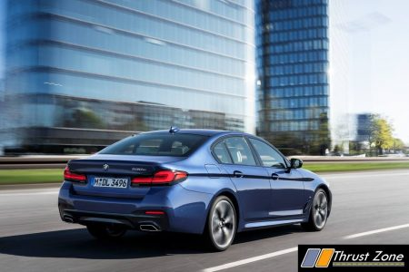 2021 BMW 5-Series Facelift LCI (4)