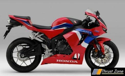 2021 Honda CBR 600RR (2)