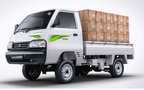 BS6 S-CNG Maruti Super Carry