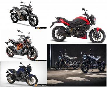 Bajaj-Dominar-250-Vs-KTM-Duke-250-Vs-Husqvarna-Vitpilen-250-Vs-Suzuki-Gixxer-250-Vs-Yamaha-FZ25-spec-comparison-scaled