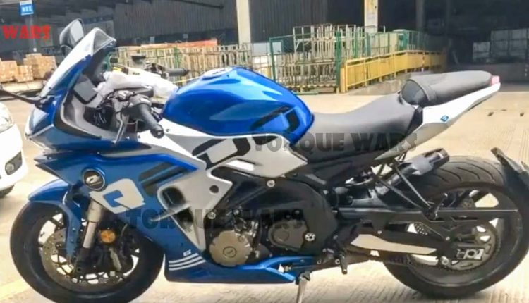 New Benelli SRK 600 spotted in production-ready form