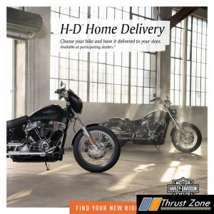 H-D Home Delivery-harley
