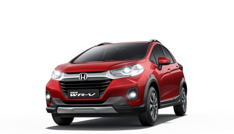 New Honda WR-V