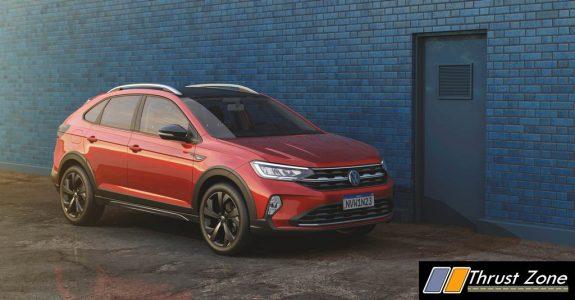 The new Volkswagen Nivus (Latin America)
