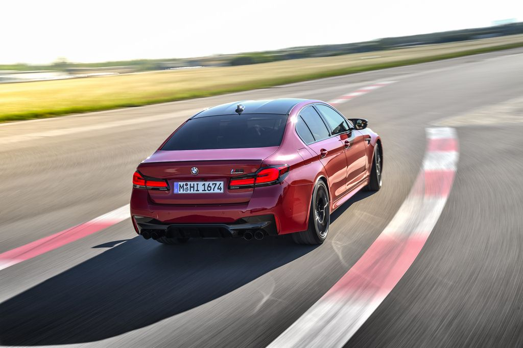 2020 BMW M5 and M5 LCI Competition (5)