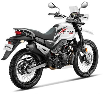 2020 Hero XPulse 200 BS6 (4)