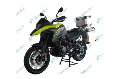 2021 Benelli TRK 502 (2)