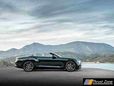 Bentley Continental GT Convertible India launch (6)