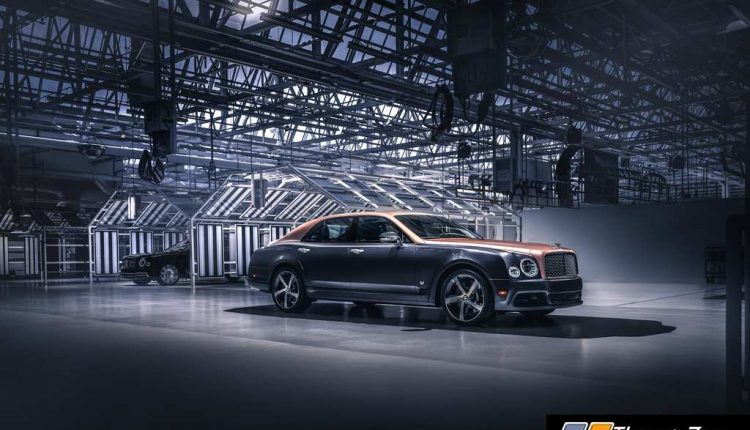 Bentley Mulsanne Is Discontinued (1)