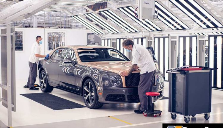 Bentley Mulsanne Is Discontinued (2)