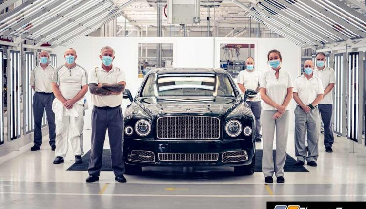 Bentley Mulsanne Is Discontinued (3)