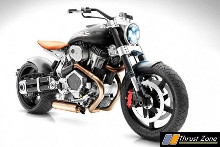 Confederate Motorcycles Is Now Renamed To Combat Motors (2)