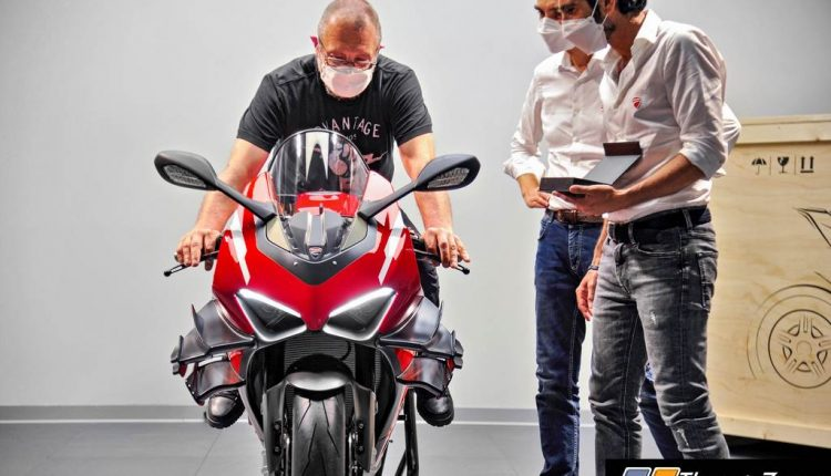 Ducati Superleggera V4 2020 India launch (4)
