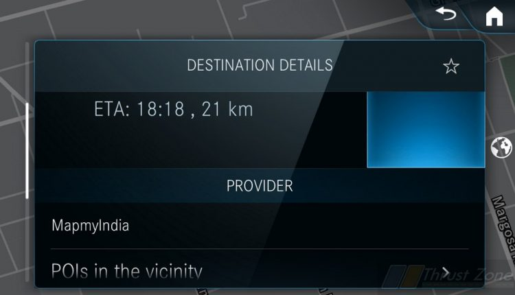 Mercedes GLS India Model Comes With Direct Navigation Nearest Covid-19 Hospital (2)