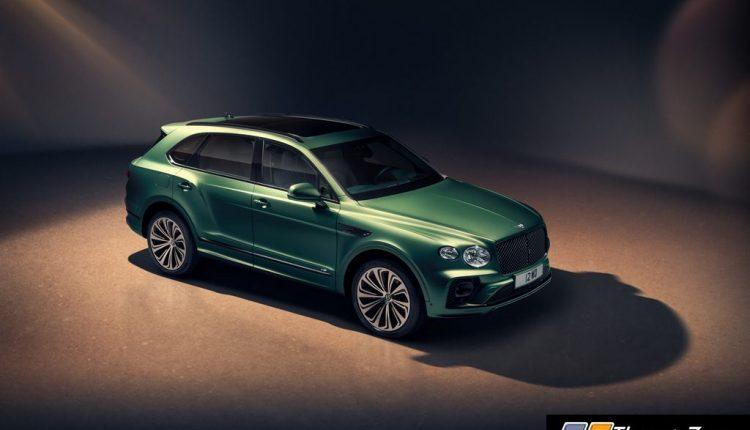New 2020 Bentley Bentagya (3)