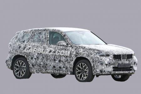 Next-Generation BMW X1 spied 2022 (2)