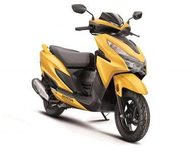 Picture- Honda Grazia 125 BSVI (1)