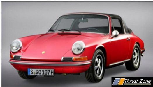 Porsche 1967 Targa