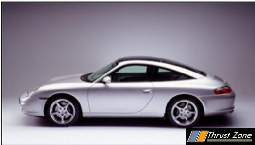 Porsche presented the fifth 911 generation with the 911 Carrera Type 996 in 1997