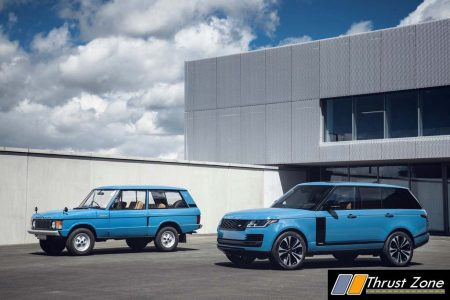 Range Rover 50th Anniversary Special Edition